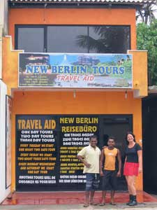 Berlin Tours Hikkaduwa